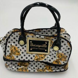 Betsy Johnson Betseyville multi purpose bag
